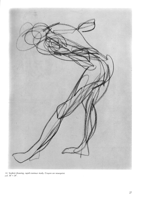 William A. Berry - Drawing the Human Form I